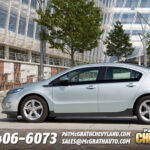 Chevrolet Volt Side Profile