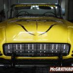 Iowa Hawkeye Car