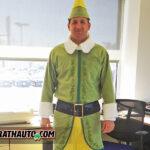 Buddy the Elf (AKA) Andy Burns