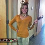 McGrath Giraffe (AKA) Ashley Nesmith