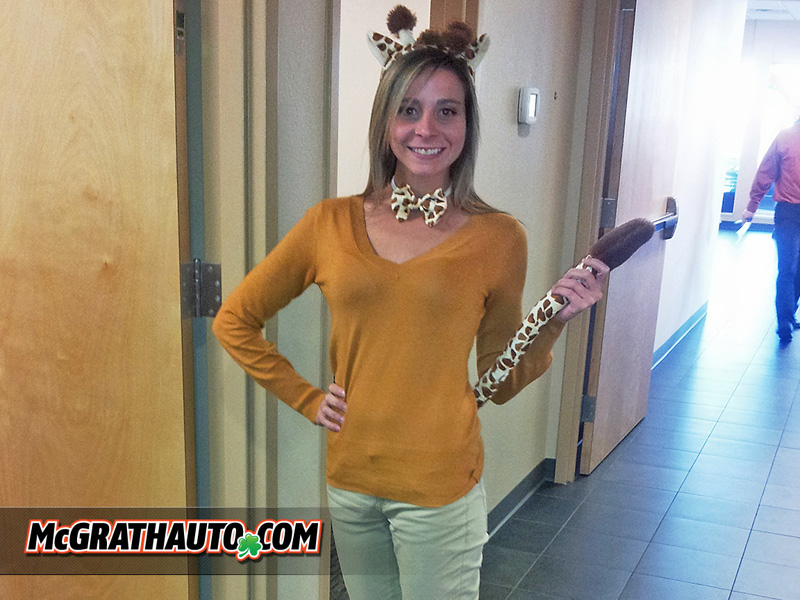 Mcgrath Auto Halloween Costume Contest 2012 Cedar