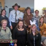 McGrath Office Staff (AKA) The McGrath Zoo