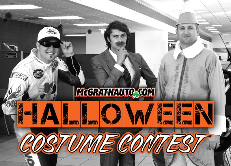 McGrath Auto Halloween Costume Contest 2012!
