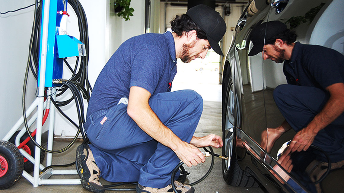 Proper Tire Inflation