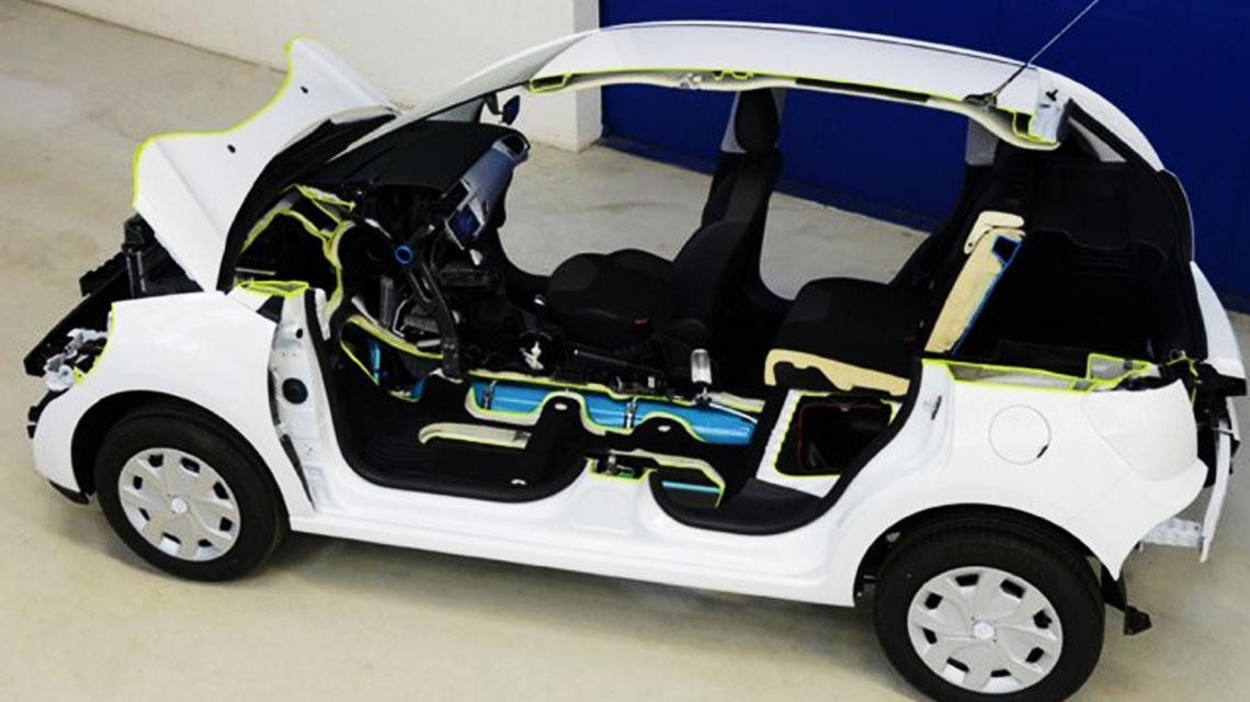 Air Powered Cars