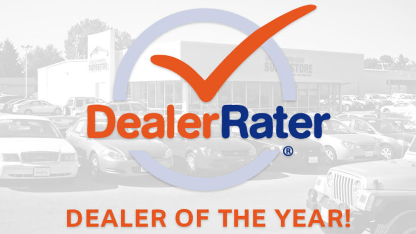 Marion Superstore Wins Iowa Used Car Dealer of the Year