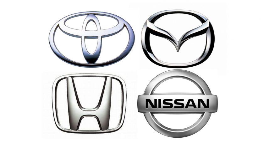 Japanese Automakers Recalling 3.4 Million Vehicles