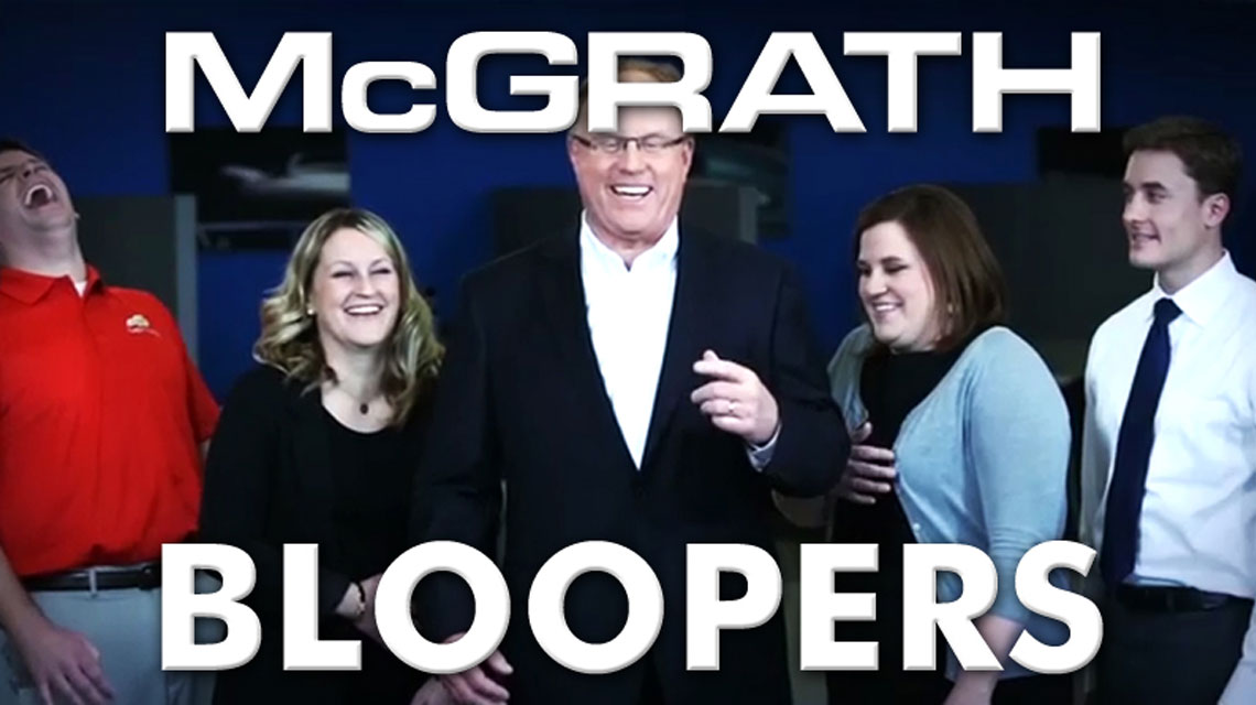 McGrath Blooper Reel
