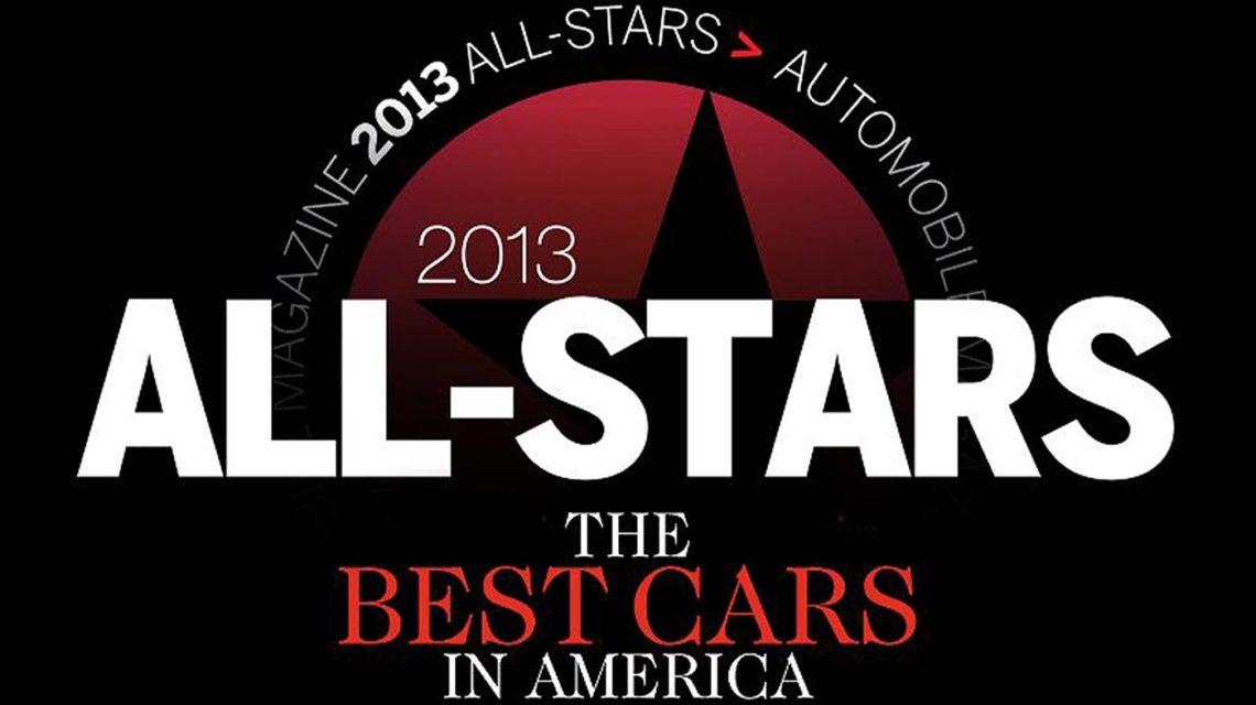 2013 Best Cars in America