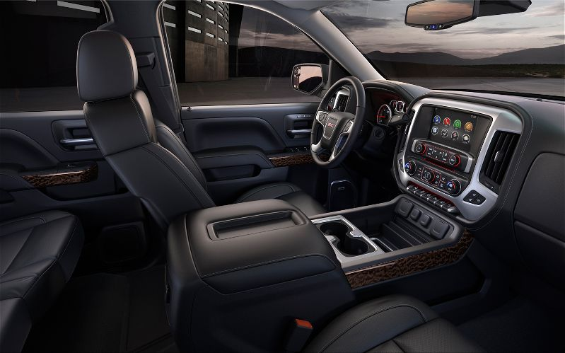 2014 GMC Sierra Interior Great Ideas