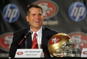 Harbaugh named 49ers head coach