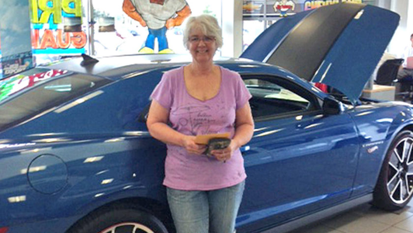Winner of Chevyland's SPANK! Tickets Giveaway Announced!