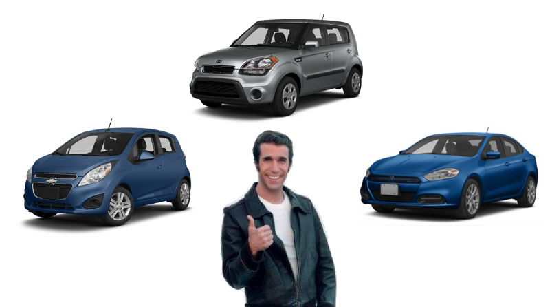 Three Cars from McGrath Auto Named Coolest Cars Under $18,000