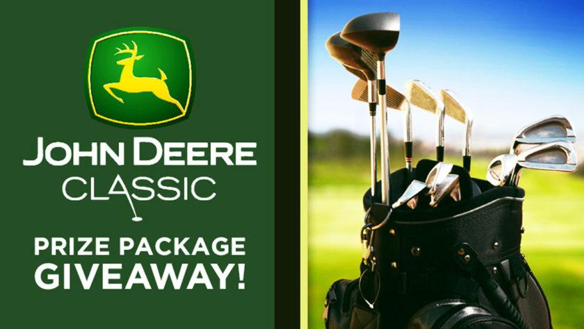 John Deere Classic Ticket Giveaway Photo Contest