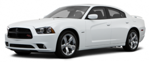 2013 Charger WHITE