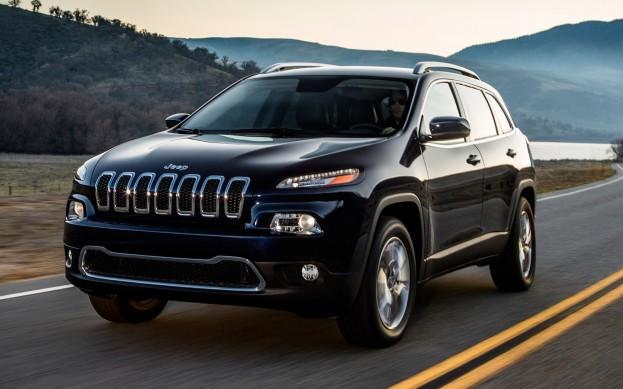 EPA Estimated for the 2014 Jeep Cherokee Show Impressive Results