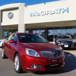 Buick Verano at McGrath Buick Dealership