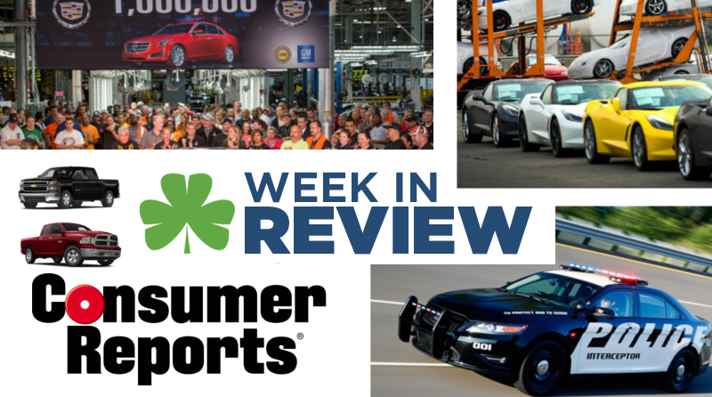 Automotive Week in Review: Sept. 20th, 2013