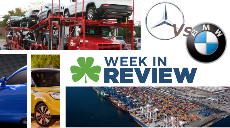 Automotive Week in Review: Oct. 25th, 2013