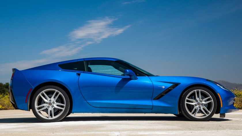"""Laguna Blue"" 2014 Chevy Corvette Stingray Available Now"