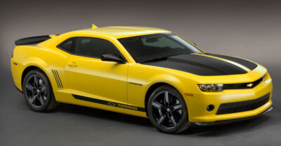 Chevy Performance Camaro V6 Concept