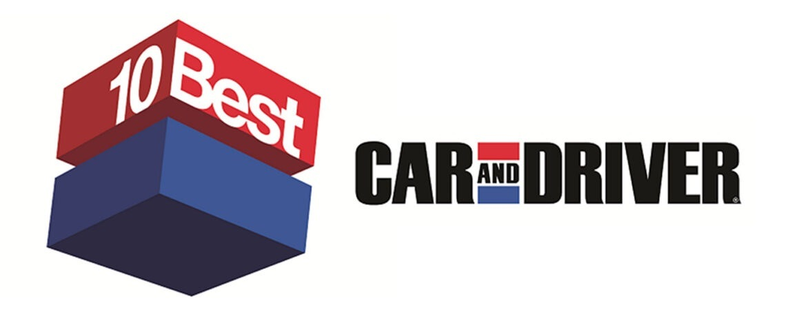 Car and Driver 10Best Logo