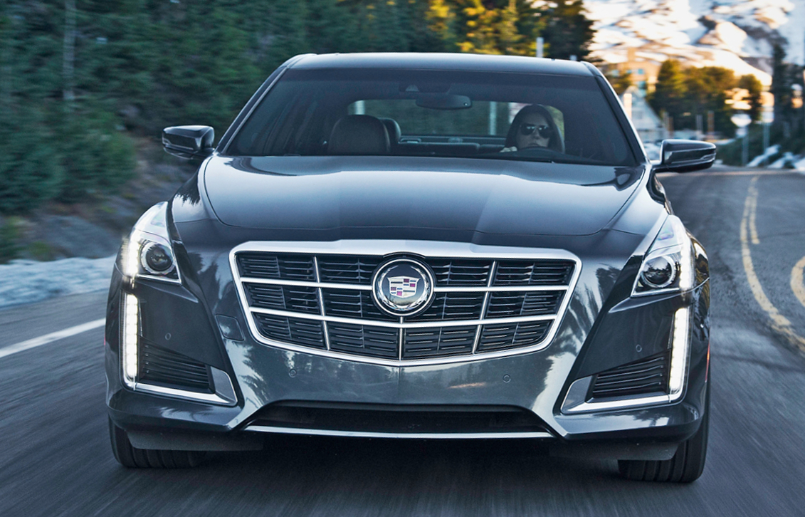 2014 Cadillac CTS wins Motor Trend Car of the Year - McGrath