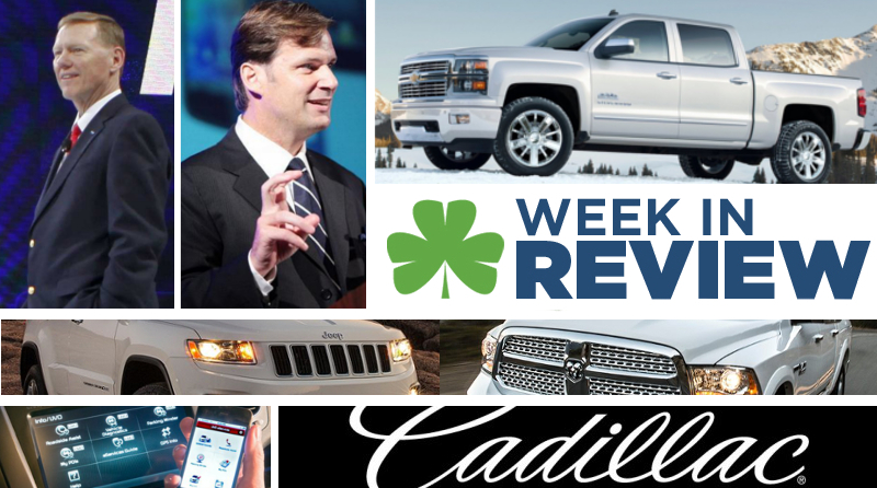 Automotive Week in Review: January 10th, 2014