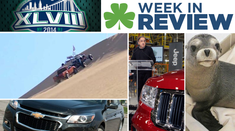Automotive Week in Review: January 24th, 2014