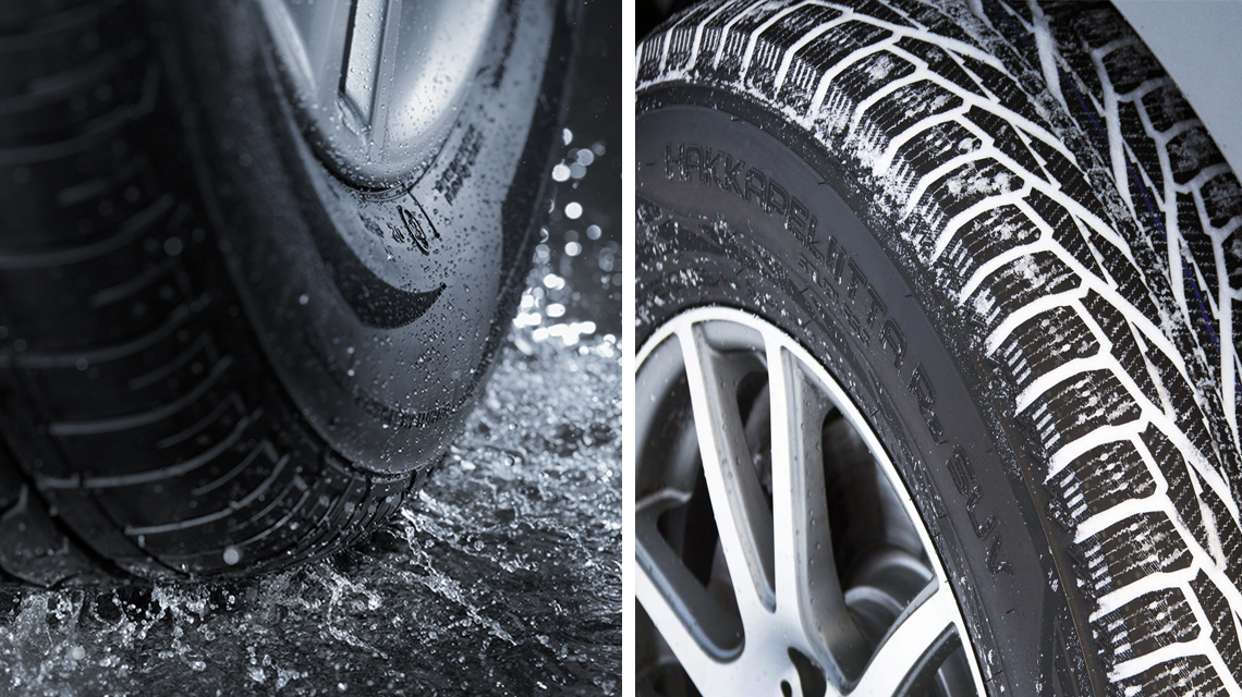 Winter Tires vs All Season Tires