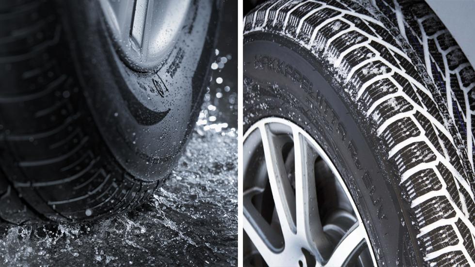 Winter Tires vs All Season Tires