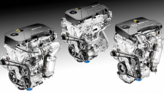GM Adding 3 New Fuel-Efficient Engines to the Lineup