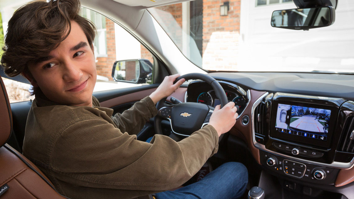 Teen driver safety in Chevrolet