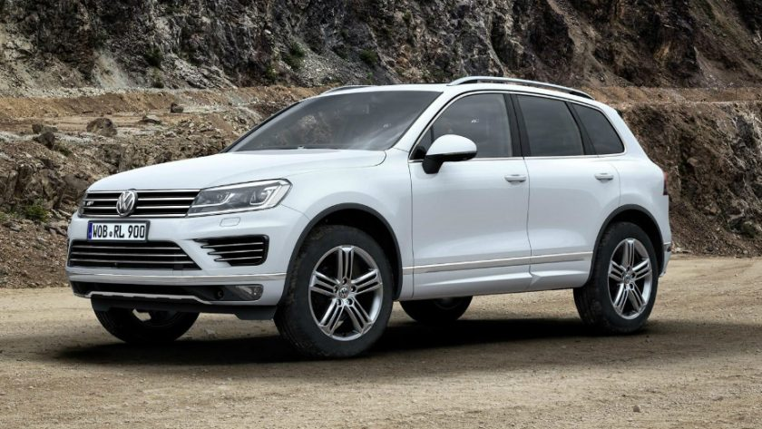 SUV: Sports Utility Volkswagen
