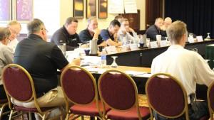 McGrath Family of Dealerships Quarterly meeting