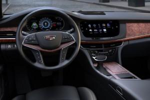 2016 Cadillac CT6 Interior McGrath