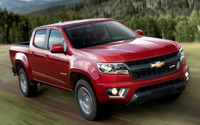 Most Fuel Efficient Trucks Duramax Diesel Gmc Canyon And Chevrolet