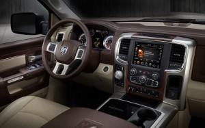 2016 Ram 1500 Interior McGrath