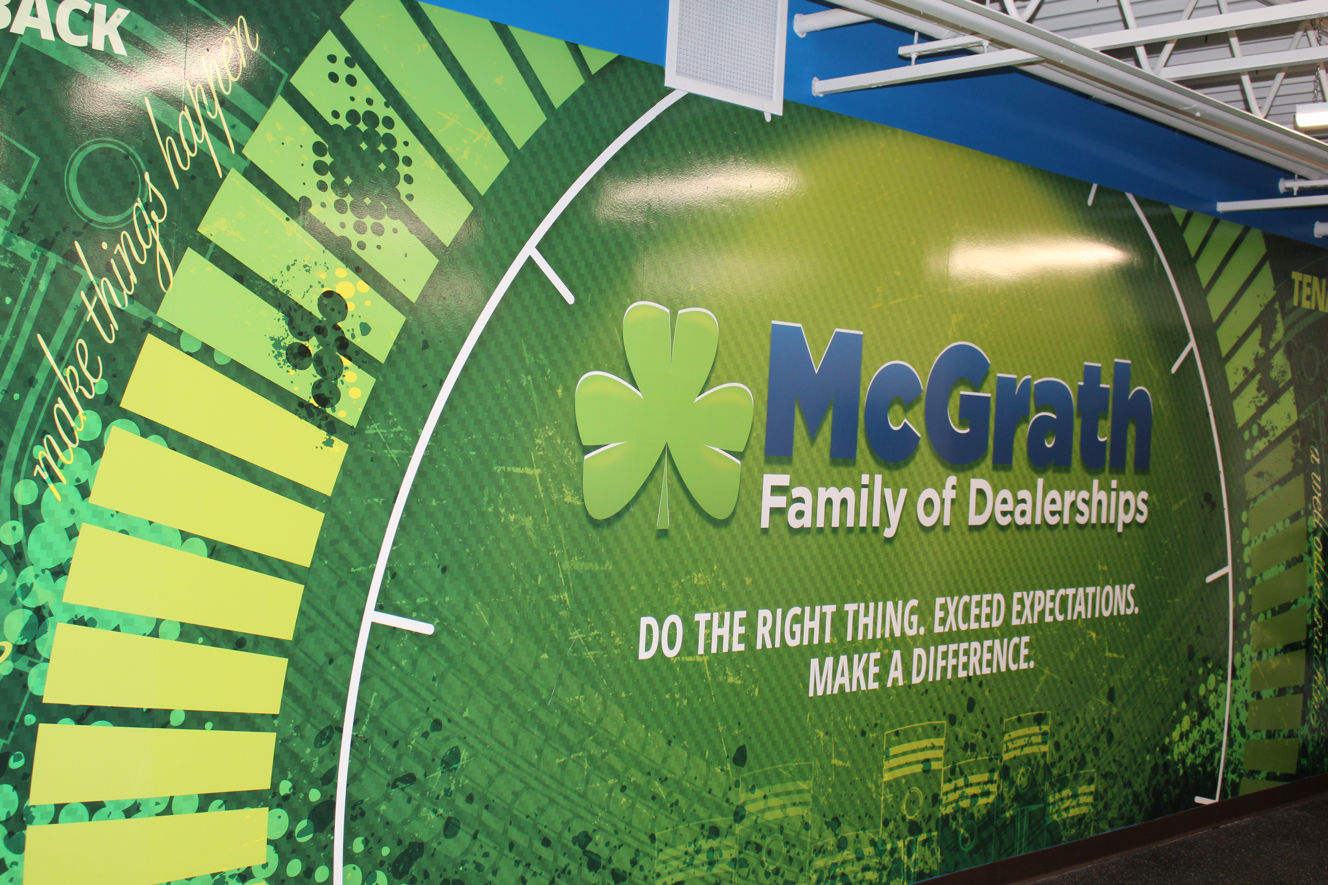 Mcgrath Supports Exercize And Healthy Living At The Body