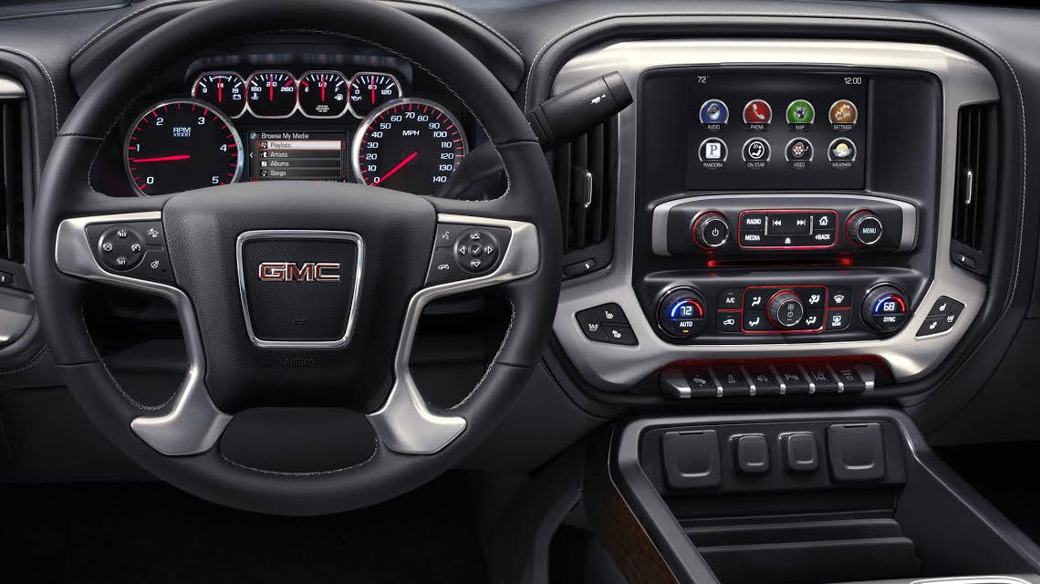 How To Use The Gmc Intellilink Infotainment Technology