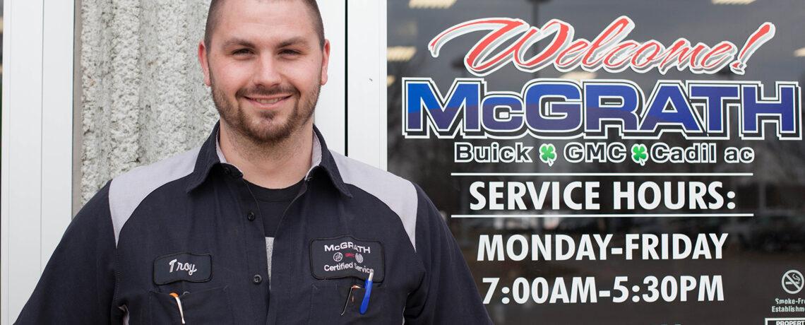 McGrath Service Technician