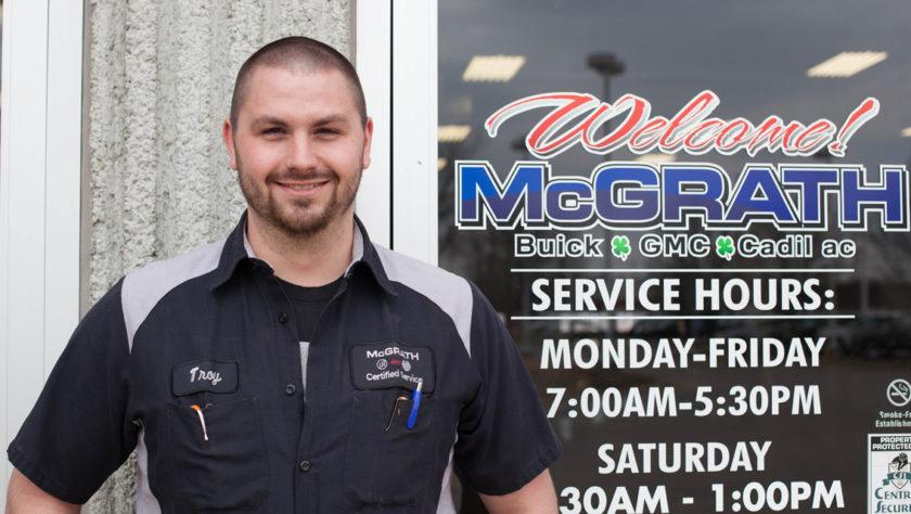 Meet our Service Technician: Troy Wirtner