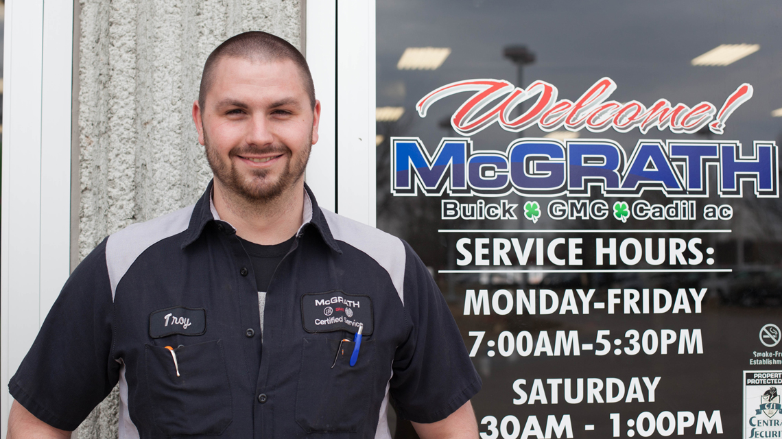 McGrath Service Technician