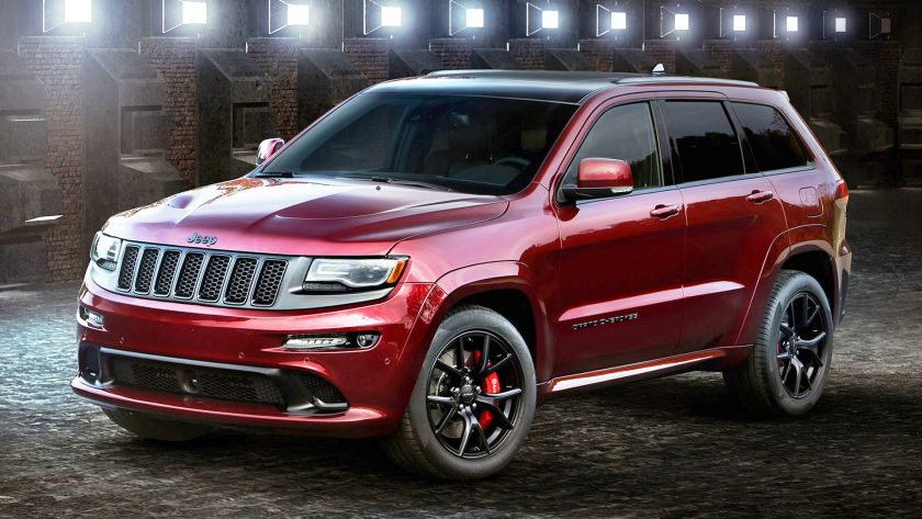 Jeep CEO Confirms Grand Cherokee Hellcat Production