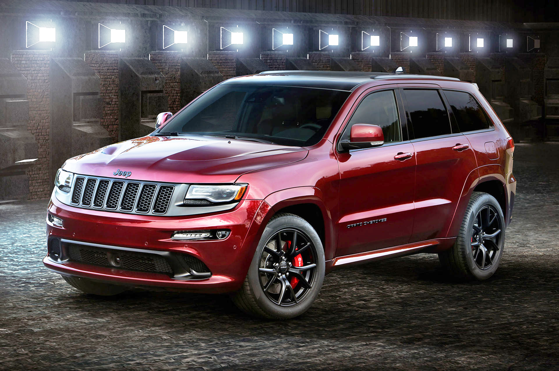 Jeep CEO Confirms 2017 Grand Cherokee Hellcat Production
