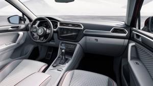 VW Tiguan Concept Interior