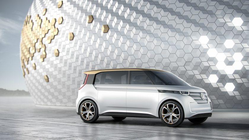 BUDD-e: The Futuristic and Innovative Volkswagen Electric Concept Car