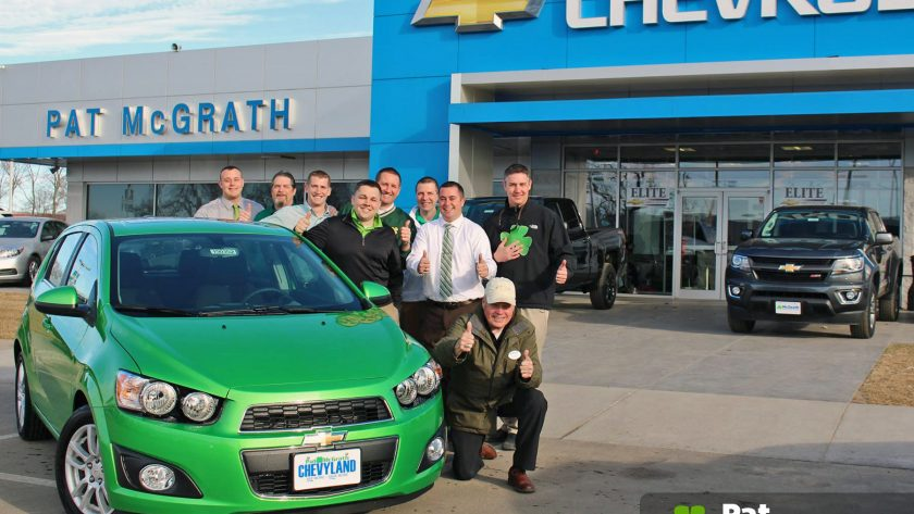 Pat McGrath Chevyland: Over the Top Awards!