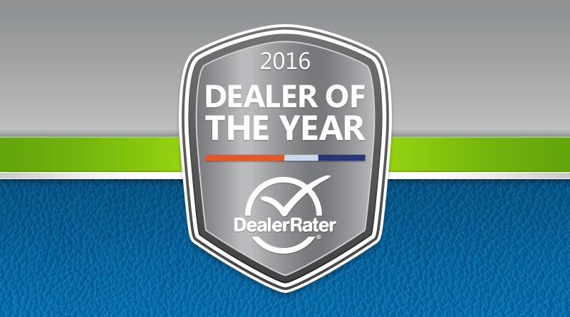 Pat McGrath Chevyland in Cedar Rapids, IA is a 2016 Dealer of the Year Winner!