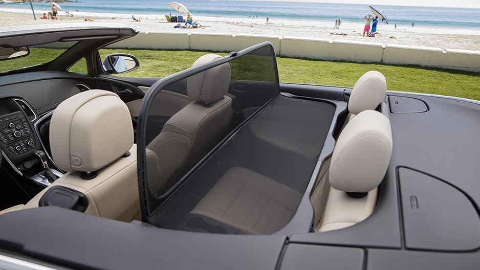2016 Buick Cascada Unlike All Other Convertibles On The